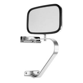 41000 Oem Style Chrome Replacement Mirror This Mirror