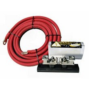 Gpdckit3 11001800 Watt 12 Volt Fuse Block Inverter Installation. Fuse Block Install Kit. Wiring. Wiring 12 Volt Fuse Block With Lights At Scoala.co