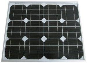 23130 21 Quot X16 Quot X1 1 2 Quot 30watt Monocrystalline Solar Battery