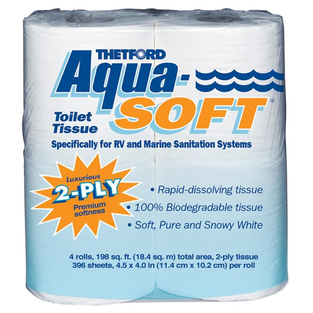 AQUA SOFT TISSUE 2 ply
