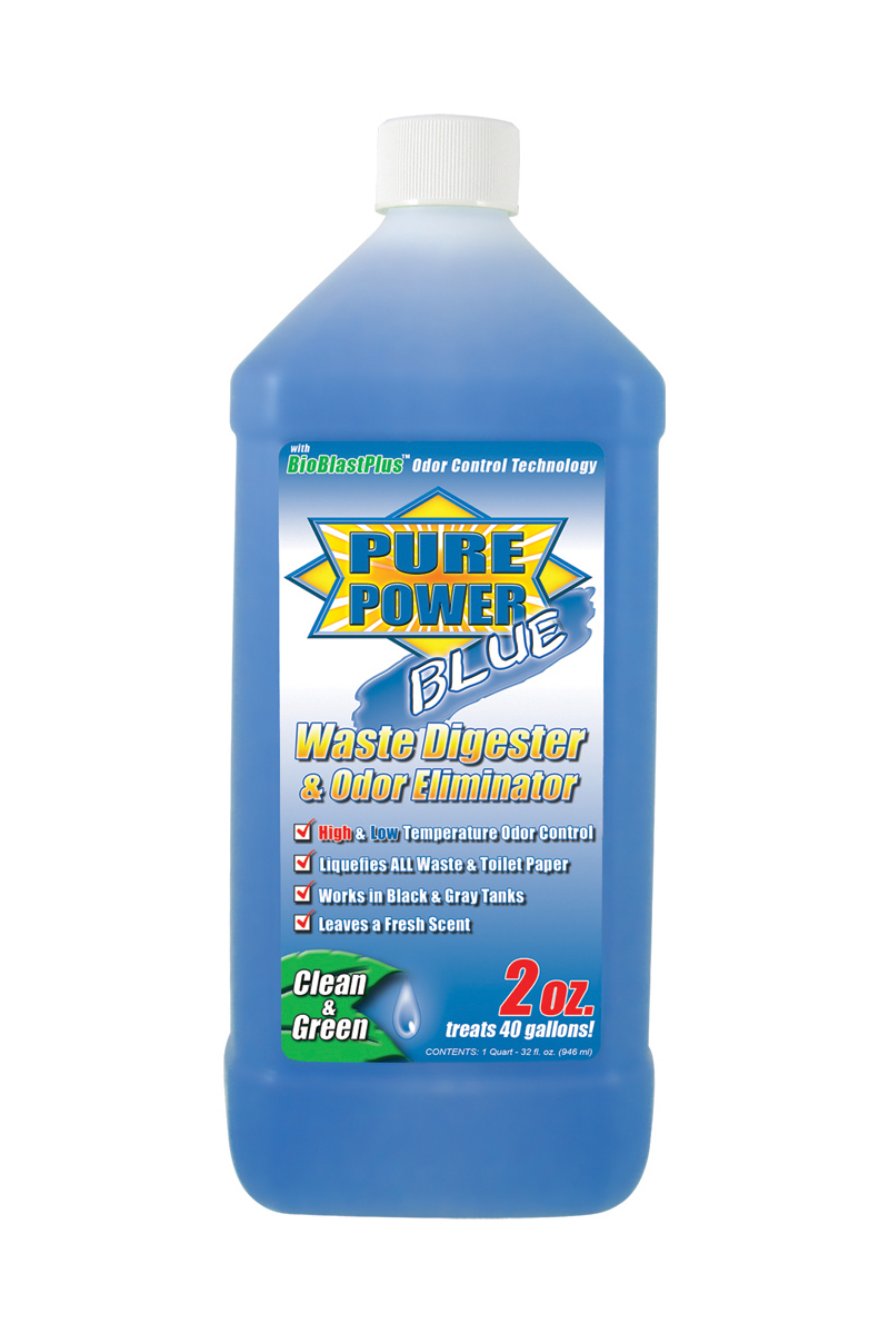 PURE POWER BLUE 32 OZ