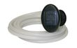Solar Rope Light, 18' Clear