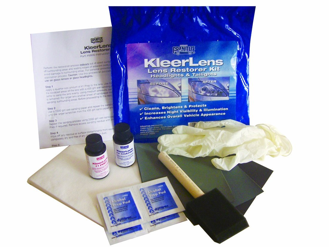 KLEERLENS RESTORER KIT
