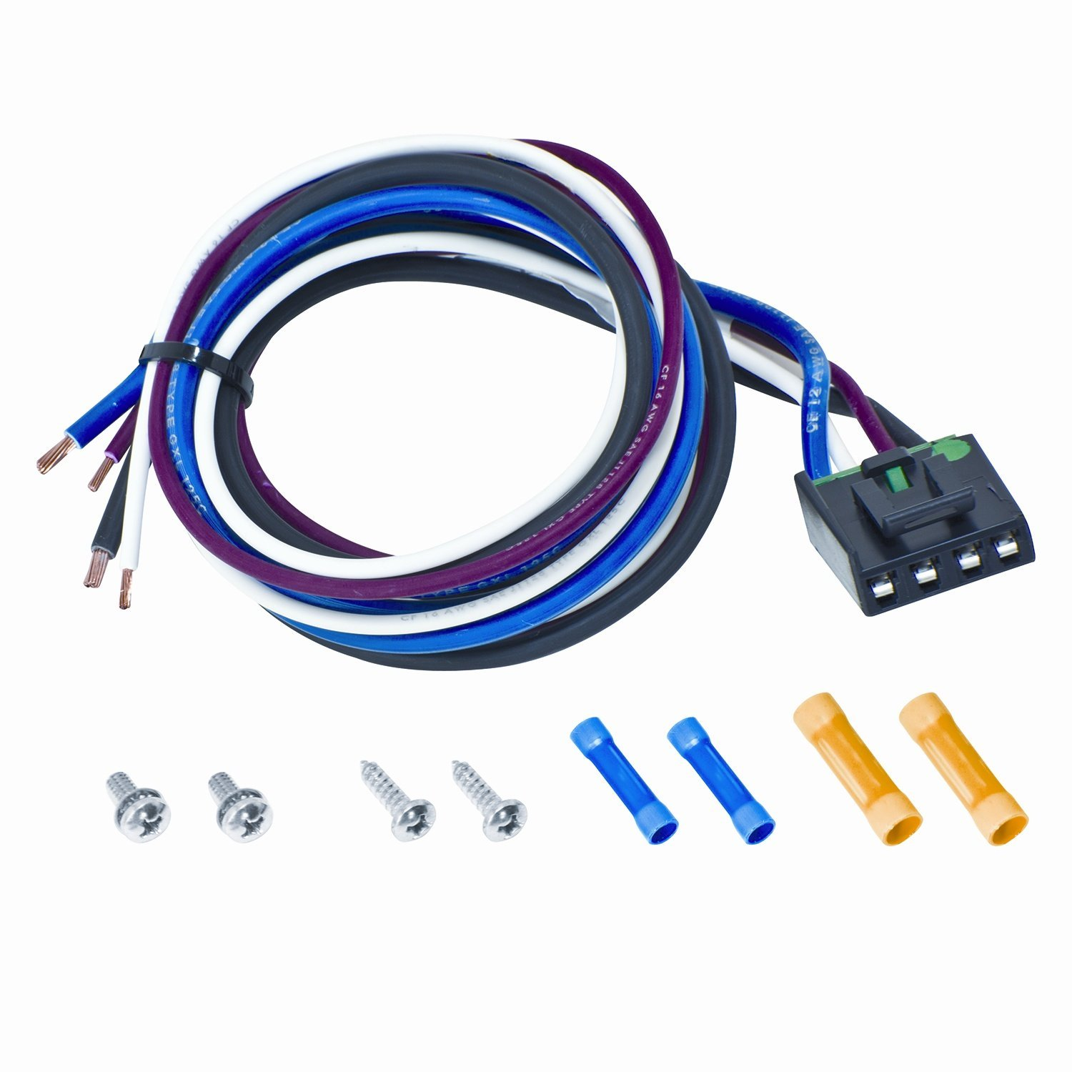 7894 use this pigtail wiring harness to quickly and easily transfer tekonsha wiring harness problems prodigy wiring harness kit